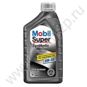 Mobil Super Synthetic 5W-30