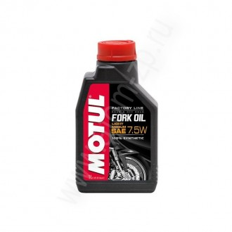 MOTUL FORK OIL FL LIGHT/MEDIUM 7.5W 1l