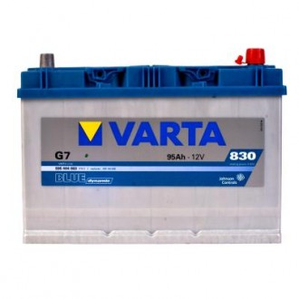 VARTA 595404083 - Blue Dynamic G7 95/Ч 595404083