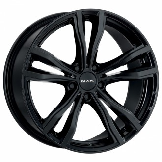 10x21 5/112 ET50 66.6 MAK X-Mode Gloss Black